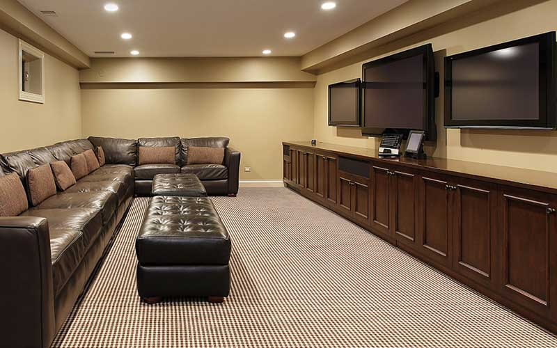 Basement Remodeling Troutdale Oregon