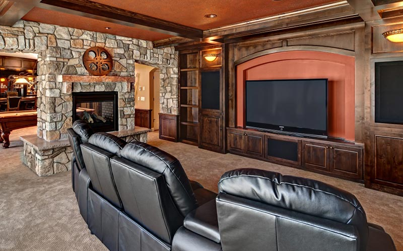 Basement Remodeling Lake Oswego Oregon