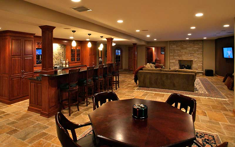 Basement Remodeling Beaverton Oregon