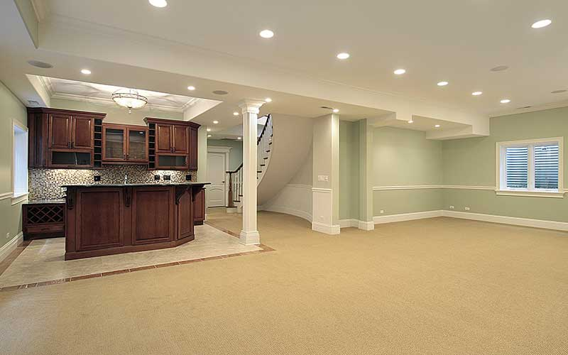 Basement Remodeling Newberg Oregon
