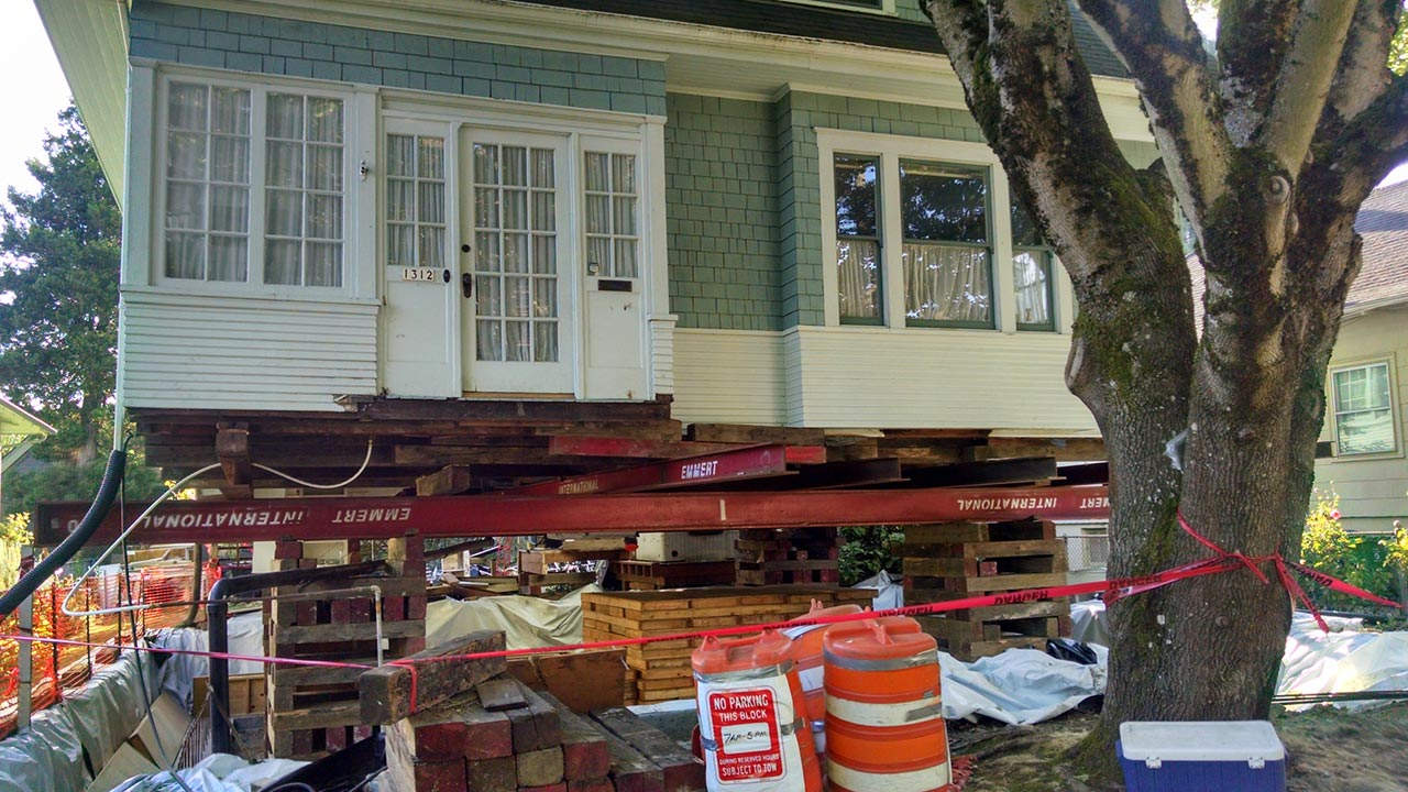 Foundation Repair Portland OR